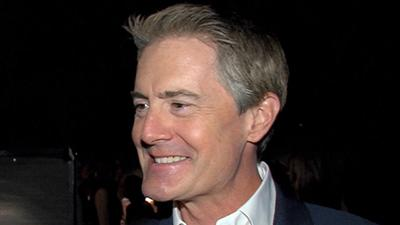 Kyle MacLachlan Dishes On His 'The Good Wife' Guest Arc