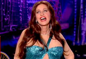 Ellen DeGeneres as Sofia Vergara | Photo Credits: The Ellen DeGeneres Show