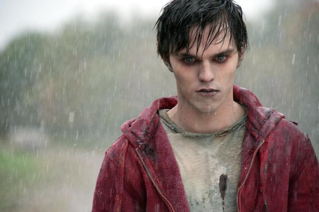 This film image released by Summit Entertainment shows Nicholas Hoult in a scene from &quot;Warm Bodies.&quot; (AP Photo/Summit Entertainment, Jonathan Wenk)