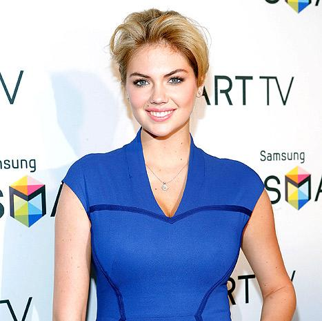 "Kate Upton ""Furious"" at Victoria's Secret for Using Old Lingerie Photos: Report"