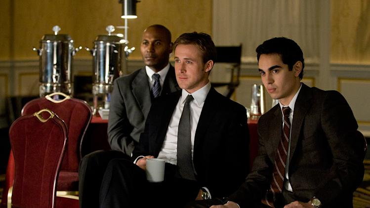 The Ides of March 2011 Columbia Pictures Ryan Gosling Max Minghella