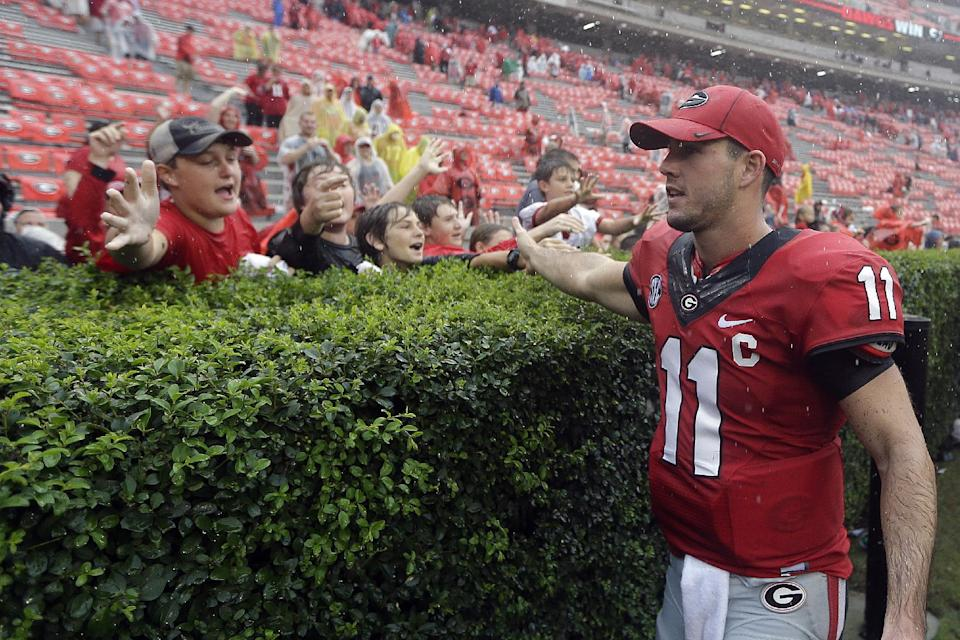 Former UGa teammates face each other for 1st time