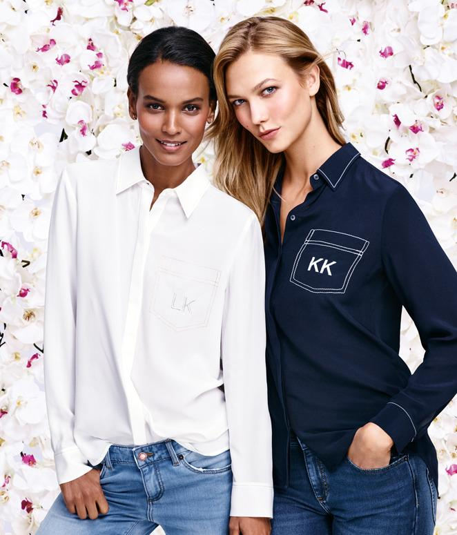 Get An Exclusive First Look at Karlie Kloss and Liya Kebede's Spring Joe Fresh Campaign