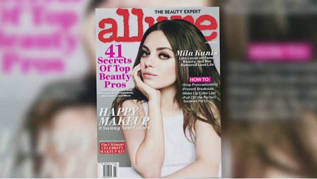 Mila Kunis Opens Up About …