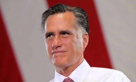 The high of securing enough delegates to become the Republican presidential nominee didn't last very long for Romney, before his new iPhone app brought him crashing back to Earth.