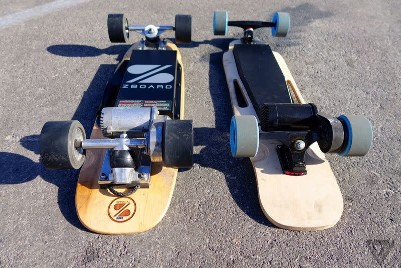 California makes electric skateboards street legal