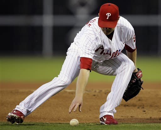 Kendrick leads surging Phillies past Marlins 3-1