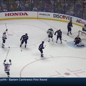 Nino Niederreiter Goal on Jake Allen (14:56/2nd)