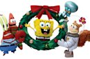 "This undated publicity photo provided by Nickelodeon shows the SpongeBob Squarepants holiday special, ""It's a SpongeBob Christmas."" The special will debut Friday, Nov. 23, 2012, on CBS and then air Dec. 9 on Nickelodeon. (AP Photo/Nickelodeon, Christopher M. Lynch)"