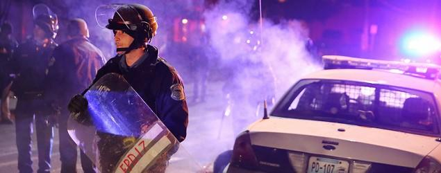 Journalists arrested during Ferguson protests sue