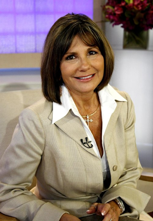 "FILE - In this Sept. 17, 2008 file photo released by NBC, Lynne Spears, mother of singer Britney Spears and actress Jamie Lynne Spears is shown on the set of NBC's ""Today,"" program, in New York. Testi"