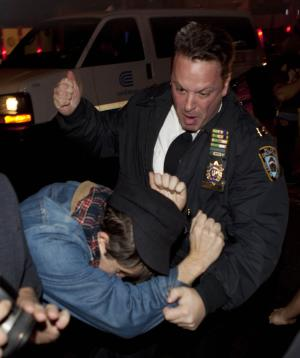 Occupy movement's future unclear after NYC sweep