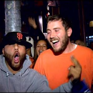 Giants Take World Series Championship From Royals