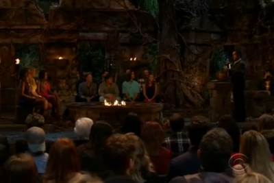 The season finale of 'Survivor' is extra long and extra absurd