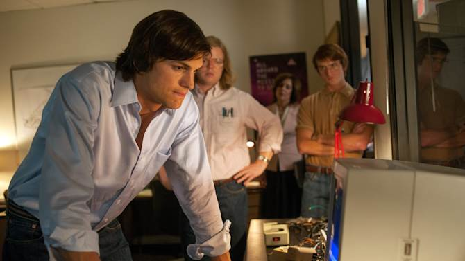 Review: 'Jobs' is about Apple more than the man