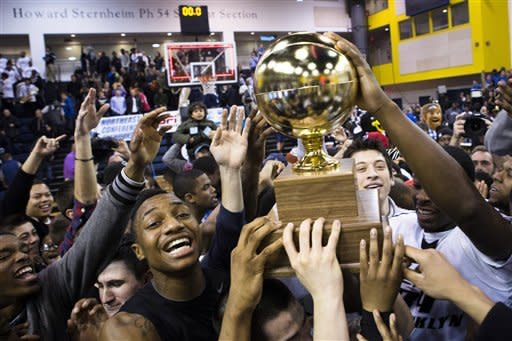 LIU Brooklyn earns NCAA berth with Northeast title