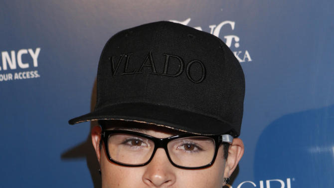 Cody Longo attends the US Weekly AMA After Party for The Wanted at Lure on Sunday November 19, 2012 in Los Angeles, California.  (Photo by Todd Williamson/Invision/AP Images)