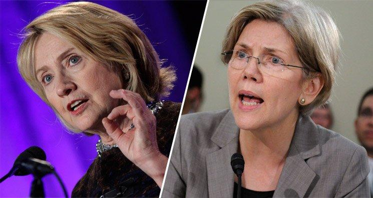 What Elizabeth Warren Has That Hillary Clinton Needs