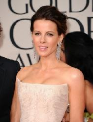 Kate Beckinsale at the Golden Globes, January 15, 2012 --