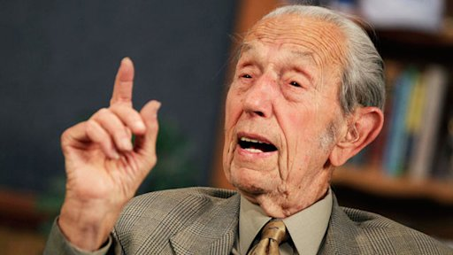 Harold Camping Admits Rapture Prediction 'A Mistake'