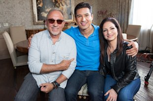 Mario Lopez: One on One with Gloria and Emilio Estefan