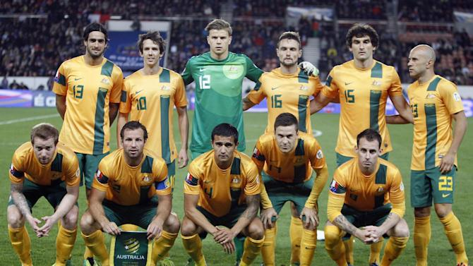 Sports court to judge Aussie's appeal of FIFA ban