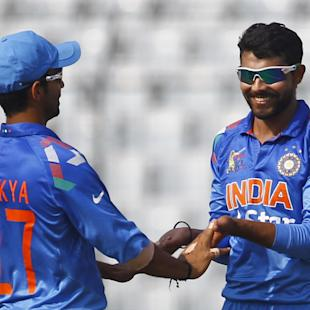 India crush Afghanistan in dead rubber