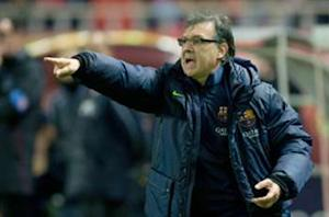 Martino wanted midfield 'control'