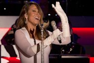 Mariah Carey Kicks Off '12 Days of Christmas' on NBC