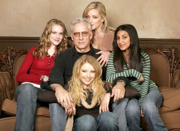 Evan Rachel Wood, James Woods, Jane Krakowski, Adi Schnall and Elizabeth Harnois