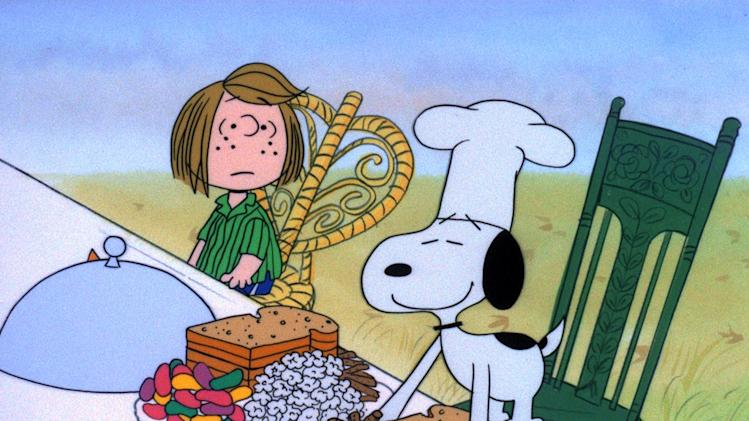 """A Charlie Brown Thanksgiving"""