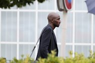 Marseille coach Elie Baup on Wednesday said that he still has no news of midfielder Alou Diarra, pictured in June 2012, two days after the resumption of training