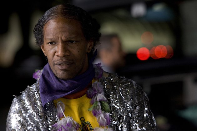 The Soloist 2008 DreamWorks Production Photos Jamie Foxx