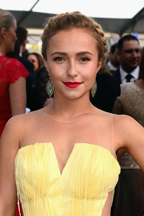 WASHINGTON, DC - APRIL 27:  Actress Hayden Panettiere attends ABC News, Yahoo! News, Univision Pre-White House Correspondents Dinner cocktail reception at Washington Hilton on April 27, 2013 in Washin