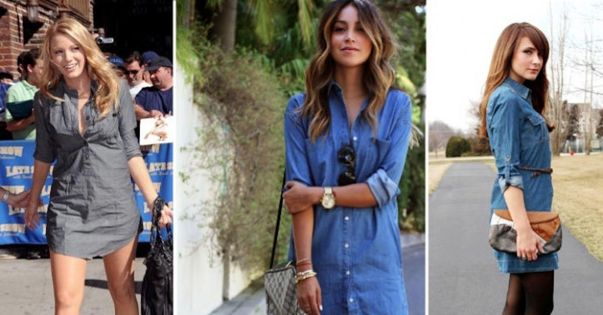 10 Denim Items You Need in Your Fall Wardrobe
