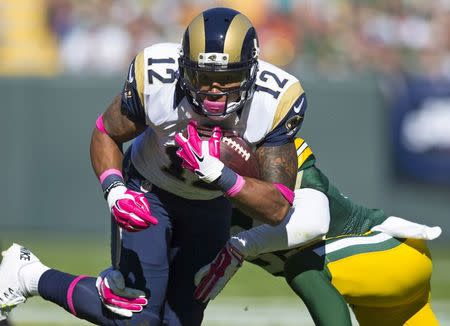 St. Louis Rams player hospitalized after shooting in Florida