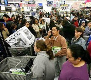 Don't Get Too Excited About Improved Consumer Spending Figures