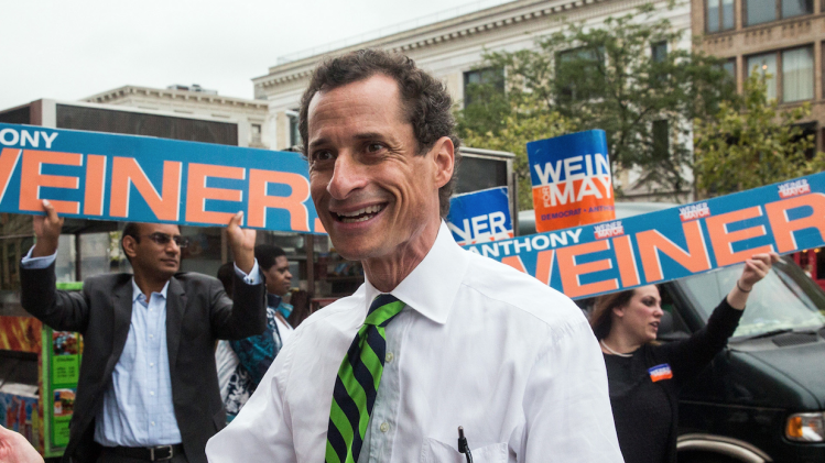 Anthony Weiner Lands Cameo on Amazon's 'Alpha House'