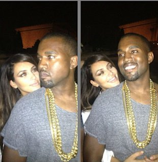 Kanye West 'Has Sex With Teenage Kim Kardashian Look A Like' In Leaked Sex Tape