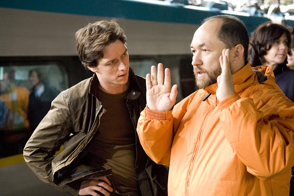 Universal Pictures Wanted 2008 James McAvoy Timur Bekmambetov