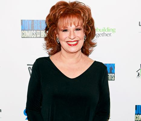 Joy Behar Leaving ABC's The View After 16 Years