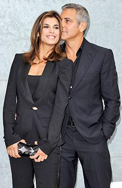 "Elisabetta Canalis: George Clooney Was ""Like a Father""  to Me"