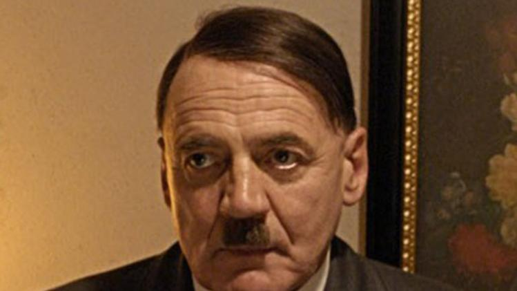 """The Downfall"" Bruno Ganz"