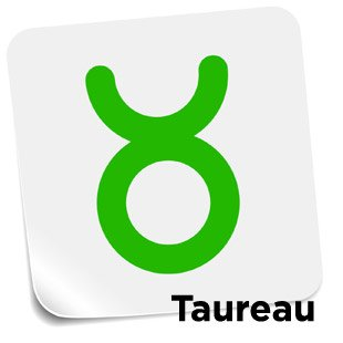 Horoscope taureau 2012