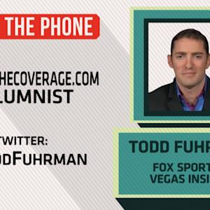 Gottlieb:  Todd Fuhrman talks 2016 NBA odds
