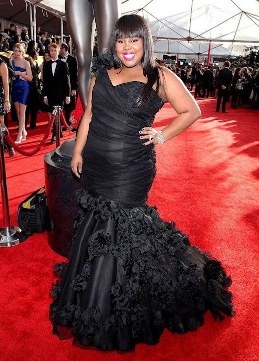 Amber Riley SAG Awards