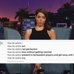 Guess Google with Thomas Lennon, Aubrey Plaza & Matthew Perry - Part 2