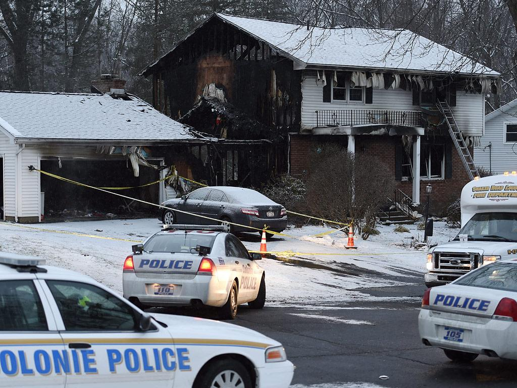 Police: Cop Fatally Shot Wife, 10-Year-Old Son Before Setting House on Fire and Killing Himself