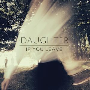 """This CD cover image released by Glassnote shows """"If you Leave,"""" by Daughter. (AP Photo/Glassnote)"""