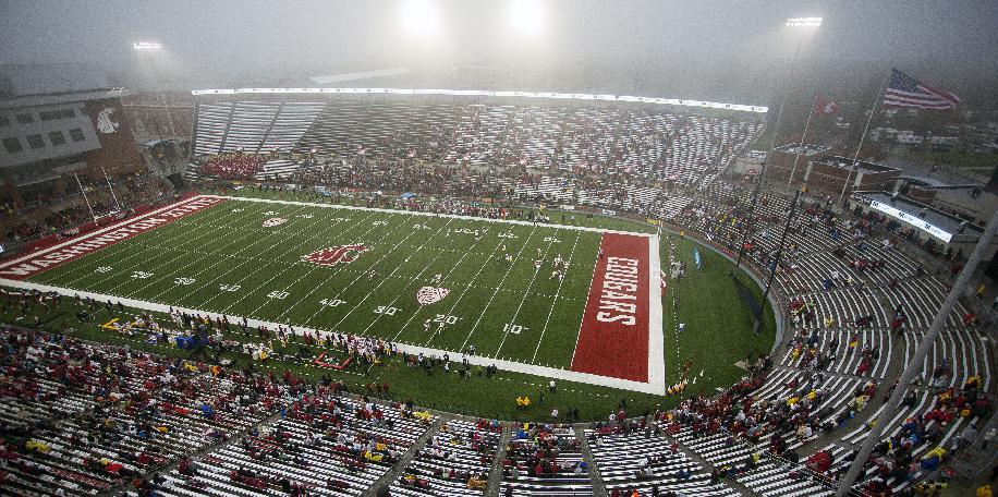 Wildfires may mean Washington State would have to move season-opener